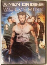 X-Men Origins: Wolverine (Single-Disc Edition)  New Sealed in Plainfield, Illinois