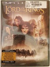 The Lord of the Rings: The Fellowship of the Ring (Two-Disc Edition) Brand New in Plainfield, Illinois