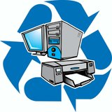 Recycle Computers Electronics E-Waste in Elgin, Illinois