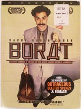 Borat: Cultural Learnings of America for Make Benefit Glorious Nation of Kazakhstan DVD in Bolingbrook, Illinois