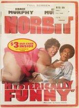 Norbit - Eddie Murphy  New Sealed DVD in Naperville, Illinois