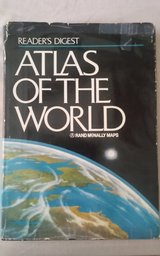 Readers Digest Atlas of the World in Conroe, Texas