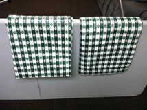 VINYL PICNIC TABLECLOTHS (2) in Bolingbrook, Illinois