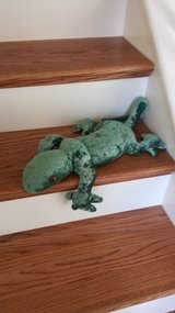 Stuffed Lizard in Kingwood, Texas