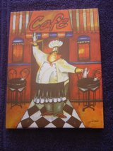 Cafe new canvas wall art 6.50 X 8.50 in Fort Riley, Kansas
