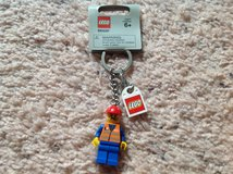 LEGO Construction Foreman Keychain in Camp Lejeune, North Carolina