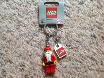 LEGO Santa Keychain in Camp Lejeune, North Carolina