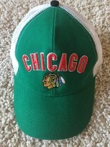 Blackhawks Snap Back Cap in Bolingbrook, Illinois