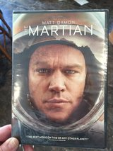 """""""The Martian"""" unopened DVD in Fort Campbell, Kentucky"""
