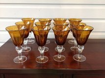 Set of 12 Goblets / Glasses / Stemware from Sur la Table - LIKE NEW in Chicago, Illinois