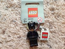 LEGO Catwoman Keychain in Camp Lejeune, North Carolina