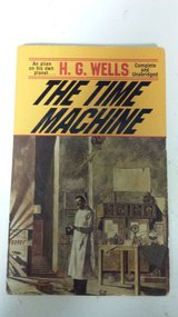 The Time Machine by H. G. Wells in Houston, Texas