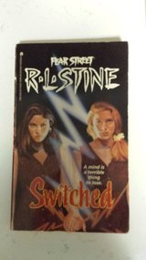 Switched by R. L. Stine in Houston, Texas
