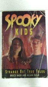 Spooky Kids by Bruce Nash and Allan Zullo in Houston, Texas