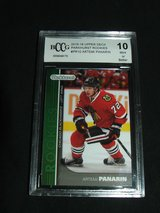 Artemi Panarin 2015-16 UD Parkhurst Rookie Card BCCG 10 Mint in St. Charles, Illinois