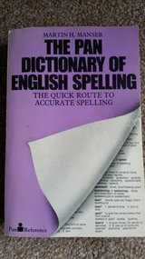 English Dictionary in Lakenheath, UK