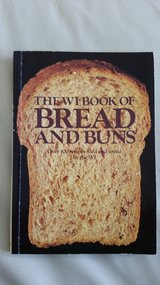 The WI Book Of Bread And Buns in Lakenheath, UK