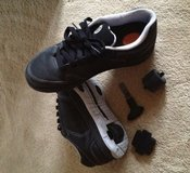Men's Black Heelys - Size 10 in Bartlett, Illinois