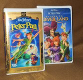 VHS - Peter Pan in Alamogordo, New Mexico