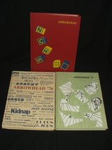 Naperville Central High School Arrowhead Yearbooks in Plainfield, Illinois