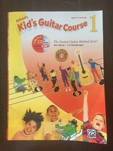 Kid's Guitar Book in Oswego, Illinois