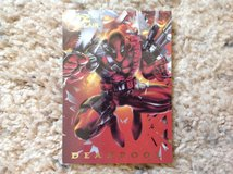 Deadpool Flair Card in Camp Lejeune, North Carolina