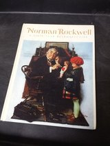 Norman Rockwell A Sixty Year Retrospective Book in Aurora, Illinois