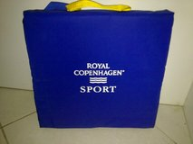 New - Spectator Seat - Cushion w/Storage Net & Carrying Strap in Ramstein, Germany