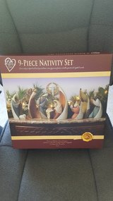 Legacy of Love 9 piece Nativity Set in Naperville, Illinois