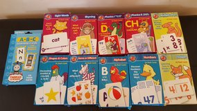 Flash Cards Sets (Updated 2/11/17) in Oswego, Illinois