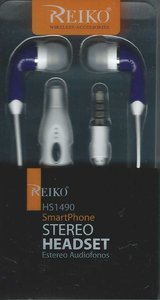 Reiko HS1490 SmartPhone Stero Headset in Cherry Point, North Carolina