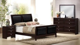 Olivia Bed Set in US King Size- - monthly payments possible in Lakenheath, UK