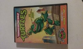 Ninja Turtles dvd in Clarksville, Tennessee