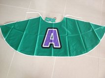 NEW Super Hero Vowel Capes in Okinawa, Japan