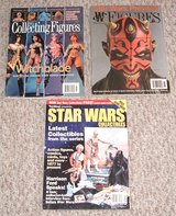 Vintage Star Wars Theme Magazines Lot of 3 in Morris, Illinois