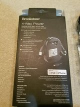 Brookstone 4way power supplier in Joliet, Illinois