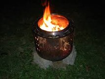 PORTABLE FIRE PIT in Camp Pendleton, California