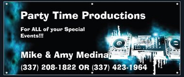 Party Time Productions in Leesville, Louisiana