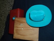 TURQUOISE RING AND BOX in Alamogordo, New Mexico