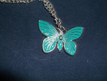 BUTTERFLY NECKLACE in Alamogordo, New Mexico