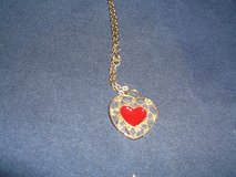 RED HEART NECKLACE in Alamogordo, New Mexico