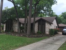 FOR RENT: 4 bedroom, 1 Story Home in Elm Grove Subdivision in Kingwood, Texas