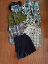 Cute 7 PC Shorts/T-shirt Lot 20 in Glendale Heights, Illinois