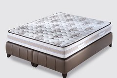 "US Queen Size Mattress - ""Model 5 Zone"" - monthly payments possible - see VERY IMPORTANT below in Spangdahlem, Germany"