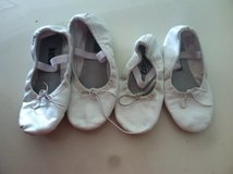 white ballet shoes in Perry, Georgia