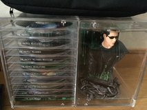 Matrix Collection DVD's w/ NEO Figures in Okinawa, Japan