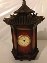 Asian Unique Table top clock in Quantico, Virginia