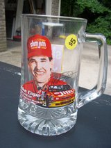 Beer Mug with Mike Cope in Fort Campbell, Kentucky
