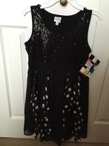 Girl's Dress(new with tags)-Size L in Bolingbrook, Illinois