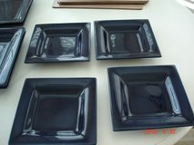 4 Square  plates-NEW in Houston, Texas